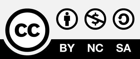 Licencia Creative Commons Reconocimiento-NoComercial-CompartirIgual 4.0 Internacional (CC BY-NC-SA 4.0)