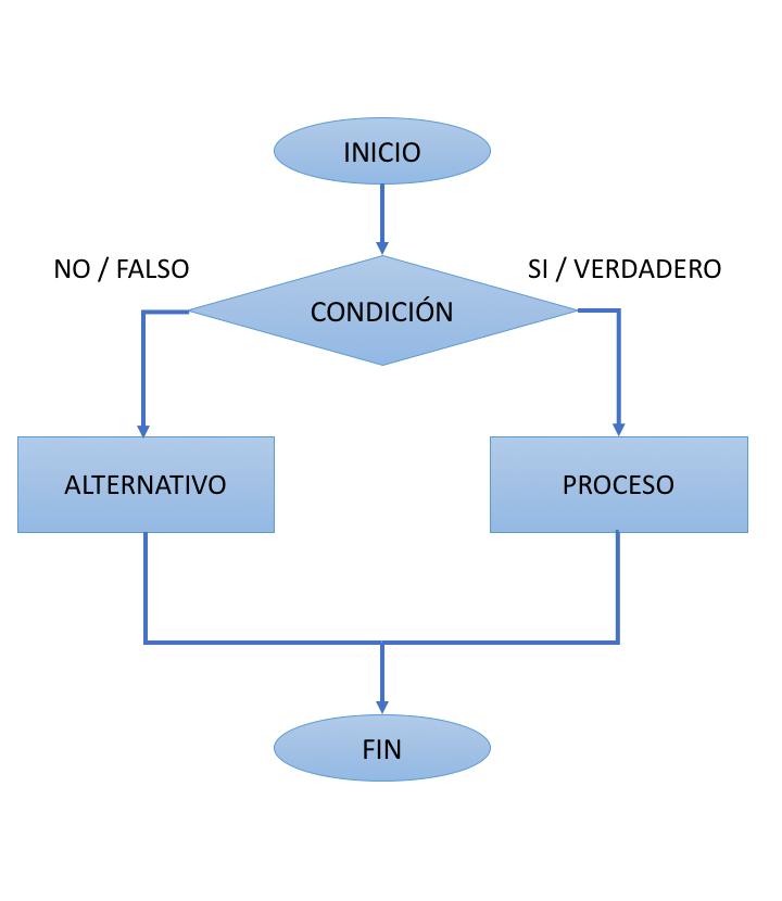 Representación básica de un algoritmo